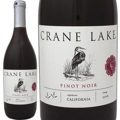 クレインレーク カリフォルニア ピノ ノワール 2016Crane Lake赤ワイン750ml お 元 お歳暮 御 元 御 元ギフト 元 元ギフト お酒 wine California