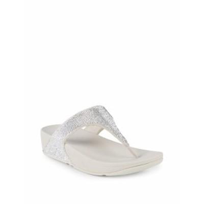 フィットフロップ レディース シューズ サンダル Electra Micro Sequin Sandals