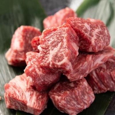黒毛和牛 詰め合わせ 3種 1kg 牛肉 セット 国産 牛すじ肉 切り落とし牛肉 カレー用角切り牛肉 冷凍 京都 七輪焼肉 肉屋