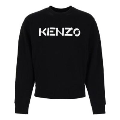 KENZO/ケンゾー Mixed colours Kenzo logo print sweatshirt メンズ 春夏2021 FA65SW0004MD ik