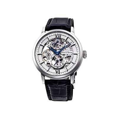 ORIENT STAR Flagship Skeleton Power Reserve Spherical Sapphire Watch DX0001