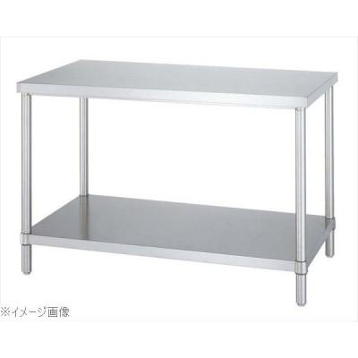 パイプ脚 作業台 ベタ棚仕様 WB−4545