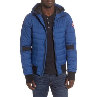 カナダグース CANADA GOOSE メンズ ダウン・中綿ジャケット フード アウター Cabri Hooded Packable Down Jacket Northern Night