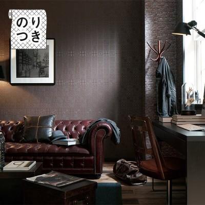 壁紙 のり付き のり付き壁紙 トキワ パインブル TOKIWA PINEBULL ラグジュアリー (壁紙以外の商品と同梱不可・数量1で1m)