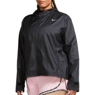 ナイキ レディース ジャケット・ブルゾン アウター Nike Women's Essential Running Jacket Black