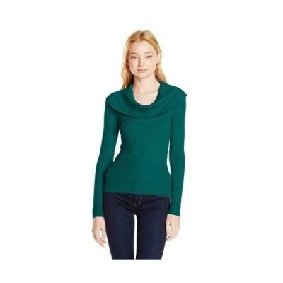 セーター エックスオーエックスオー XOXO Juniors Rib Cowl Neck Pullover Sweater # Medium