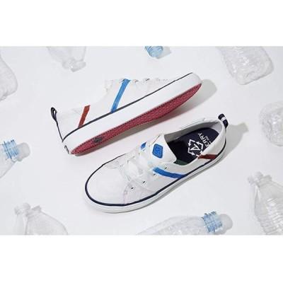 Sperry Sperry Josie Dunne Crest Vibe Bionic レディース スニーカー シューズ 靴 White/Blue/Red