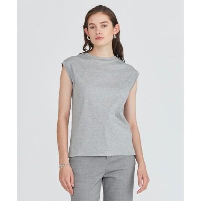 tシャツ Tシャツ ESTNATION / コットンスムースノースリーブTシャツ