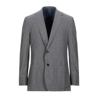 サルトリオ SARTORIO テーラードジャケット グレー 50 ウール 100% テーラードジャケット