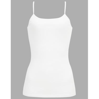 WACOAL キャミソール(CLA170) ホワイト M