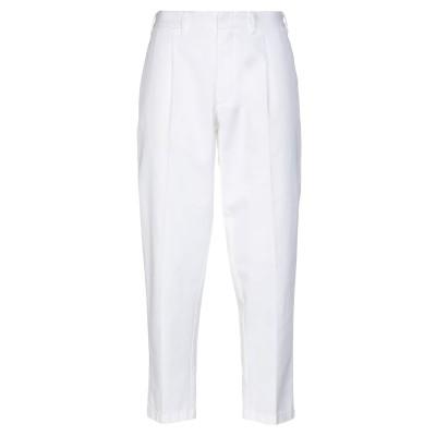 ザ ジジ THE GIGI パンツ ホワイト 50 コットン 100% パンツ