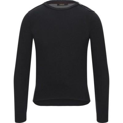マークアップ MARKUP メンズ ニット・セーター トップス sweater Black