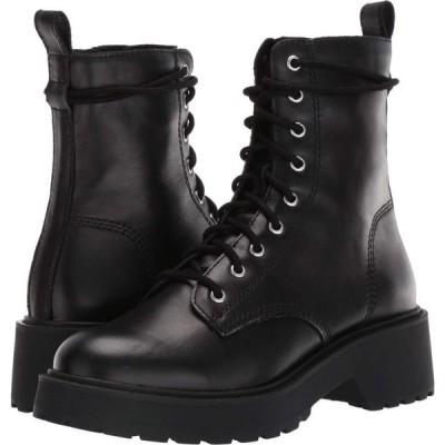 スティーブ マデン Steve Madden レディース ブーツ シューズ・靴 Tornado Boot Black Leather