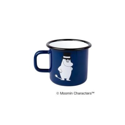 【送料無料】MOOMIN(ムーミン) ムーミンマグ ムーミンパパ ネイビー MRA060059【生活雑貨館】