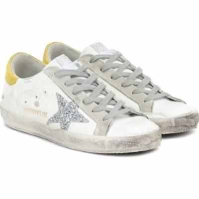 ゴールデン グース Golden Goose レディース スニーカー シューズ・靴 superstar leather sneakers LNC-White Cocco Leather-White