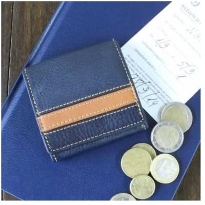 小銭入れ コインケース 財布 革 メンズ レザー ウォレット 革財布 Cカンパニー ギフト ボーダー小銭入れ