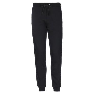 ビッケンバーグ BIKKEMBERGS パンツ ブラック M コットン 100% / ポリウレタン / ポリエステル パンツ