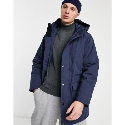 カーハート Carhartt WIP メンズ コート アウター trooper parka jacket ブルー