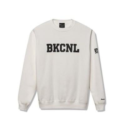スウェット BKCNL CREW SWEAT