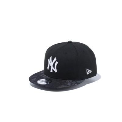ニューエラ(NEW ERA) Casual Classic ニューヨーク・ヤンキース MLB カスタム ミニロゴ キャップ 12540583 (メンズ、レディース)