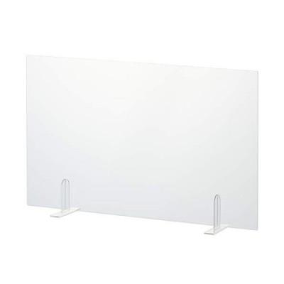 届け先法人限定 オフィスコム 飛沫防止パネル 窓なし 幅1000×奥行180×高さ615mm アクリル OC-DKTP-MH05-10