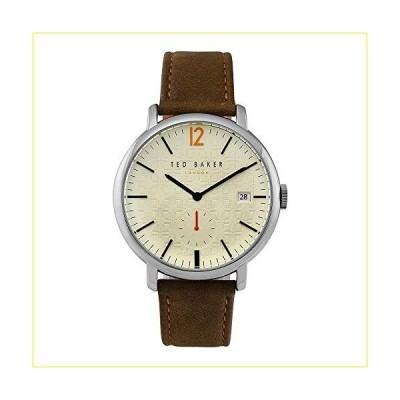 【新品・未使用品】Ted Baker Mens Gents Brown Wrist Watch TE50015002【並行輸入品】