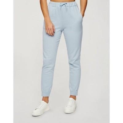 ミスセルフフリッジ レディース カジュアルパンツ ボトムス Miss Selfridge sweatpants in blue Blu