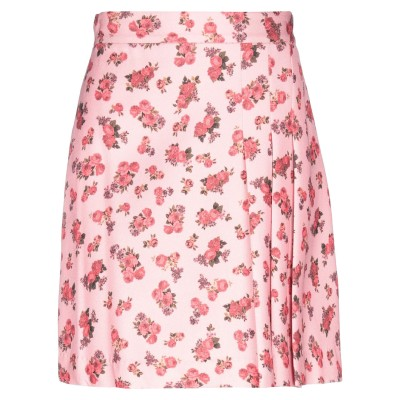 VIVETTA ひざ丈スカート ピンク 40 レーヨン 87% / ウール 13% ひざ丈スカート
