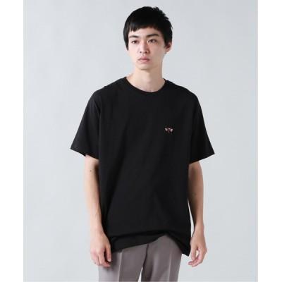 tシャツ Tシャツ 【APACHE/アパッチ】TWO AXE Tシャツ/ワンポイントワッペン