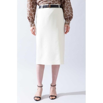 【ボッシュ】 ◆《B ability》ロングタイトスカート レディース オフホワイト1 38 BOSCH
