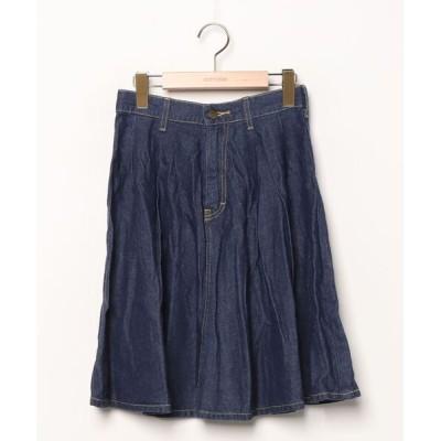 ZOZOUSED / デニムスカート【E hyphen world galleryコラボ】 WOMEN スカート > デニムスカート
