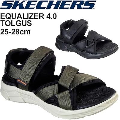 サンダル メンズ スケッチャーズ SKECHERS EQUALIZER 4.0 SANDAL-TOLGUS/スポーツ シューズ 靴 コンフォート タウン /237050父の日