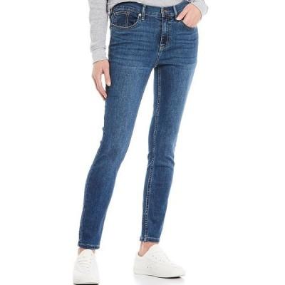 カルバンクライン レディース デニムパンツ ボトムス Jeans Whisper Mid-Rise Skinny Jeans Malibu