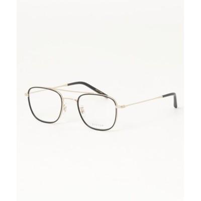 NEUVE A / EYEVAN アイヴァン Paddy パディ G-W(GOLD) ウィンザーリム仕様 眼鏡フレーム MEN ファッション雑貨 > メガネ