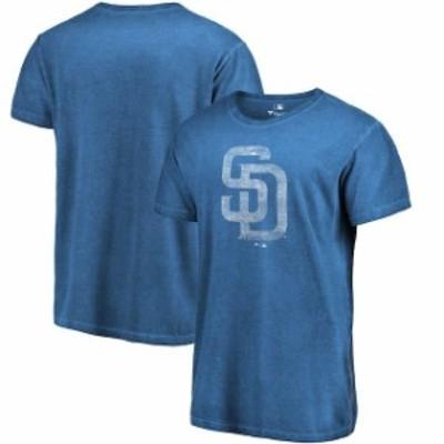 Fanatics Branded ファナティクス ブランド スポーツ用品  Fanatics Branded San Diego Padres Navy Shadow Washed Log