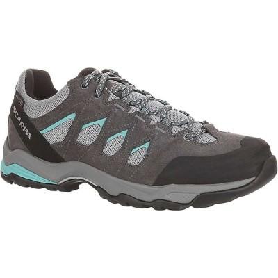 スカルパ Scarpa レディース ハイキング・登山 シューズ・靴 Moraine GTX Shoe Grey/Lagoon