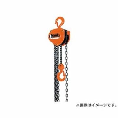象印 スーパー100H級チェーンブロック1t H01025 [r20][s9-831]