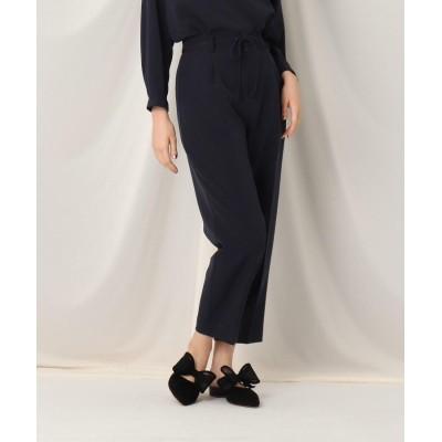 Couture Brooch(クチュールブローチ) ダブルクロスストレートパンツ
