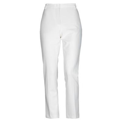 メルシー ..,MERCI パンツ ホワイト 46 ポリエステル 95% / ポリウレタン 5% パンツ