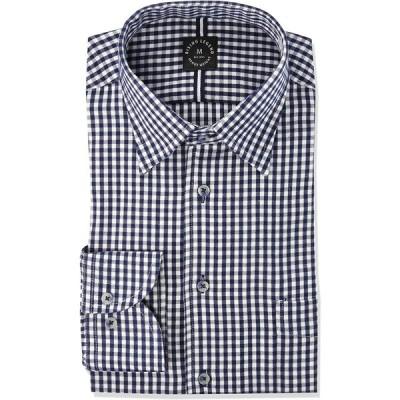 [アトリエサンロクゴ] ビジネルシャツ ネルシャツ ノーアイロン ワイシャツ メンズ 形態安定 ビジカジ ビジネスシャツ sun-ml-sbu-182