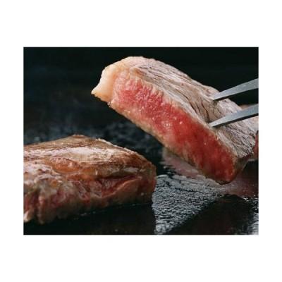 【なかやま牧場】国産なかやま牛ロースステーキ200g×2枚(黒毛和種)(冷凍)【クール便】