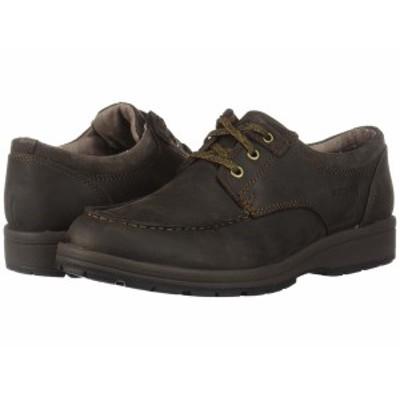 ハッシュパピー メンズ ドレスシューズ シューズ Beauceron MT ICE+ Dark Brown Leather