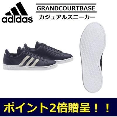 adidas アディダス カジュアル シューズ スニーカー おしゃれ GRANDCOURTBASE EE7906