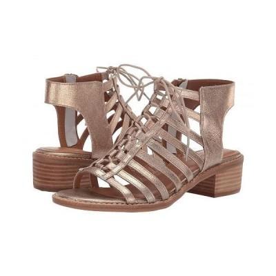 Comfortiva コンフォーティヴァ レディース 女性用 シューズ 靴 ヒール Blossom - Gold Calgary Metallic