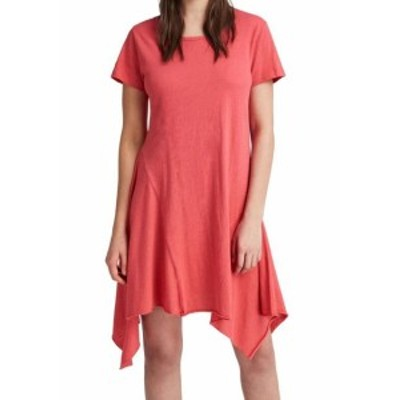 Red  ファッション ドレス All Saints Womens Deep Red Size Large L Asymmetrical Sheath Dress
