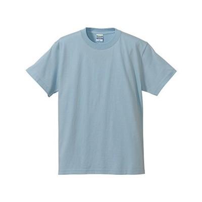 (ユナイテッドアスレ)UnitedAthle 5.6オンス ハイクオリティー Tシャツ 500101 488 ライトブルー L