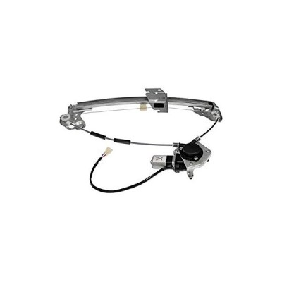 Dorman 751-040 Ford Escort Driver Side Front Power Window Regulator with Mo