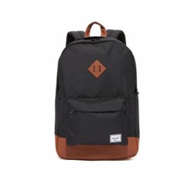 ハーシェル サプライ Herschel Supply Co. メンズ バックパック・リュック バッグ Heritage Classic Backpack Black