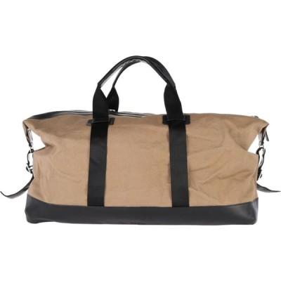 ロイヤル リパブリック ROYAL REPUBLIQ メンズ ボストンバッグ・ダッフルバッグ バッグ travel & duffel bag Brown
