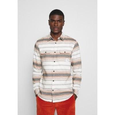 オンリーアンドサンズ メンズ シャツ トップス ONSALEX STRIPED - Shirt - marmalade marmalade